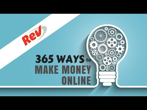 Work from Home as a Freelancer with Rev.com
