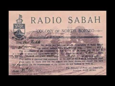 REMINISCING THE GOLDEN DAYS OF RADIO SABAH