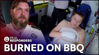 4-Year Old Boy Crushed By A Concrete Slab | Inside The Ambulance S2 EP4 | Real Responders