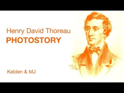 Henry David Thoreau: The Origin of his Ideology