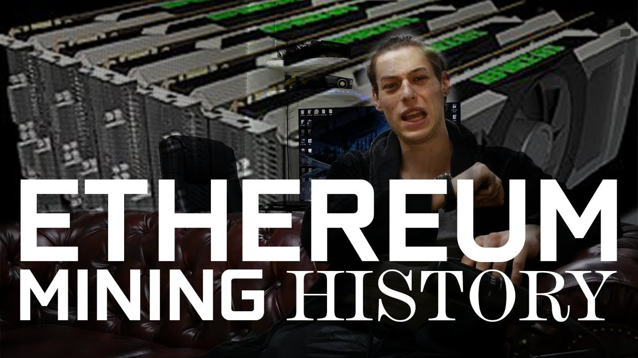 history of cryptocurrency mining