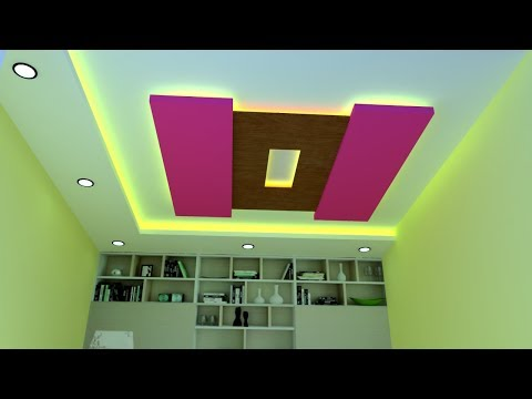 Top Gypsum Ceiling Designs | False Ceiling Designs For Hall And Bedroom Ceiling Designs in Home