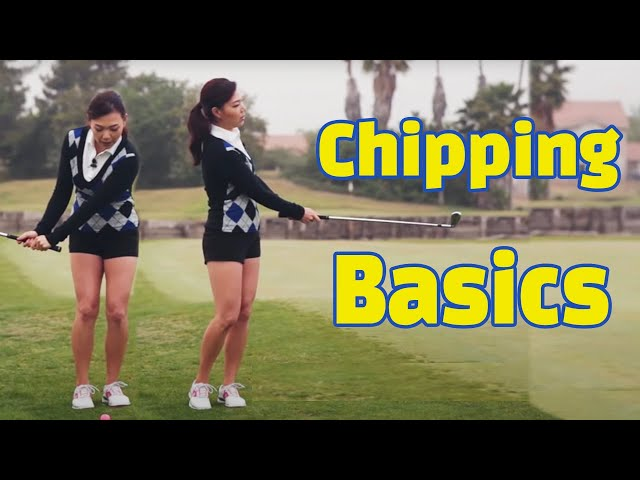 Basic Fundamentals for Chipping | Golf with Aimee