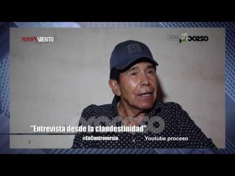 En Controversia: Caro Quintero, entrevista desde la clandestinidad (En Controversia 1x13 bloque 2)