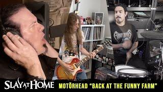 "MOTORHEAD ""Back At The Funny Farm"" - I AM MORBID / CARCASS / VLTIMAS | Metal Injection"
