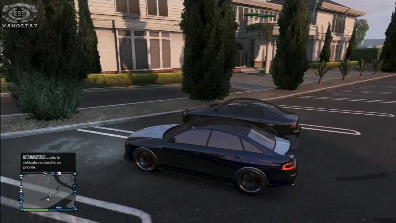 gta v online rare vehicule ou trouver la voiture de michael youtube. Black Bedroom Furniture Sets. Home Design Ideas