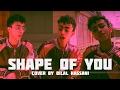 Shape of You - Ed Sheeran | Bilal Hassani Cover