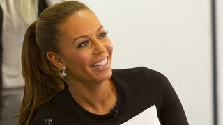 Mel B gets grumpy at the auditions - The X Factor UK 2012
