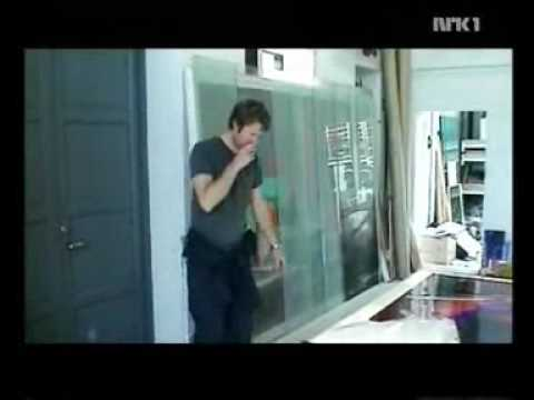 Magne Furuholmen- Art of glass