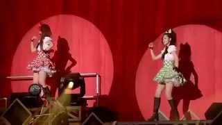 Miyabi, Momoko and Airi did so well with this song and i really lik...