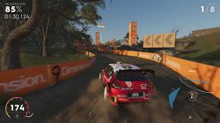 "The Crew 2 - ""Dallas"" Rallycross Race in under 1:45 (Top Leaderboard Run)"