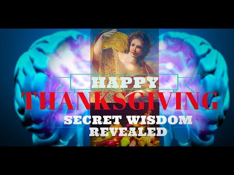 SECRET Power Of THANKSGIVING! Life Changing Insight And Advice