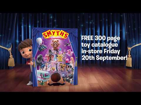 Smyths Toys 2019 Catalogue Teaser With KidsKnowBest