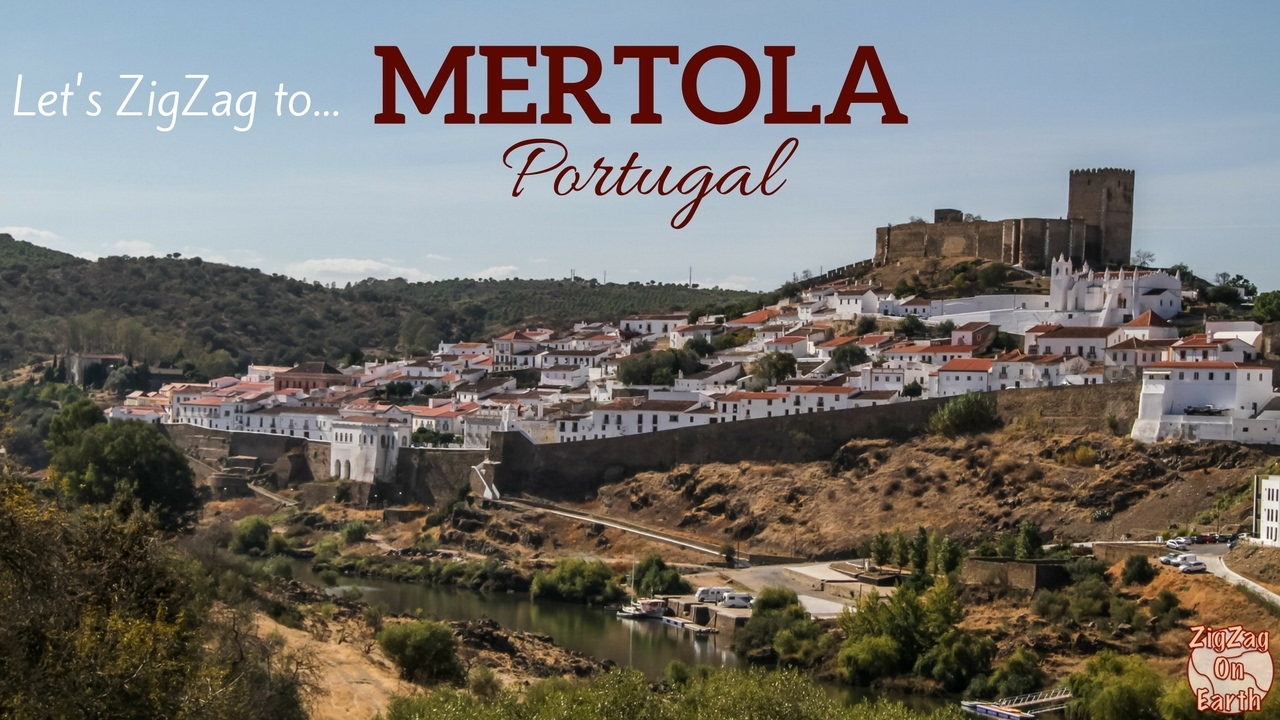 Village of Mertola Portugal - YouTube
