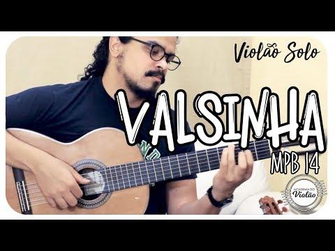 Chico Buarque/Vinicius - Valsinha (Fingerstyle Violão Solo) MPB #14 *arr. M. Pereira