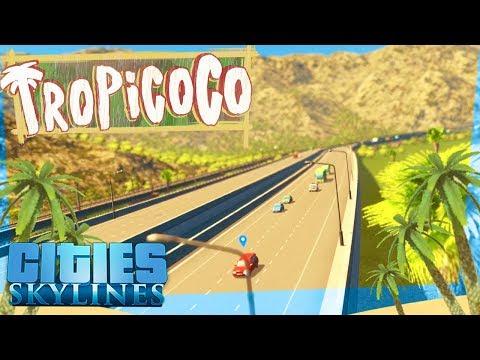 Cities Skylines Tropicoco #1