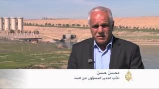 تضارب الروايات حول متانة سد الموصل