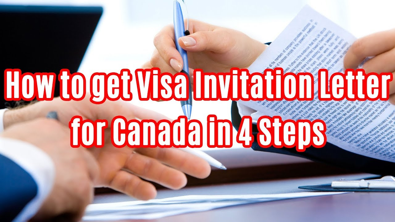 How To Get Visa Invitation Letter For