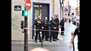 Prise d'otage rue des Petites-Écuries - Paris - 12 juin 2018