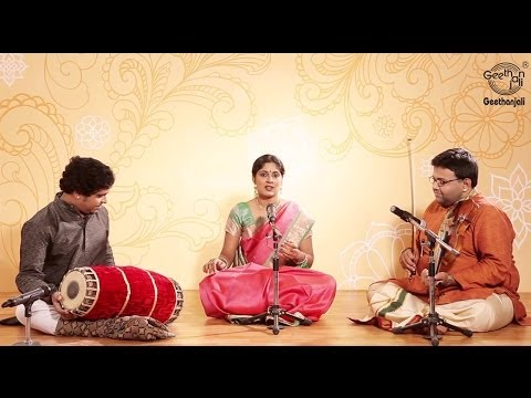 Learn Ragas with Charulatha Mani - Raga Mohanam