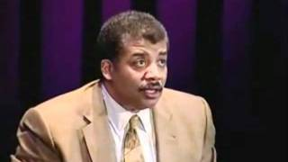 Neil Tyson talks about UFOs and the argument from ignorance