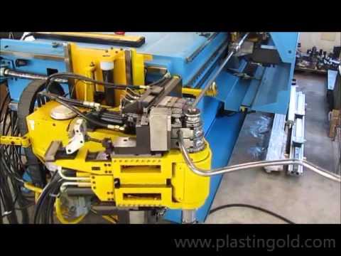 Used Crippa Pipes Bending Machine CNC CA 532