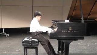 Debussy Prelude La Fille aux Cheveux de Lin by George Li (13 yr)