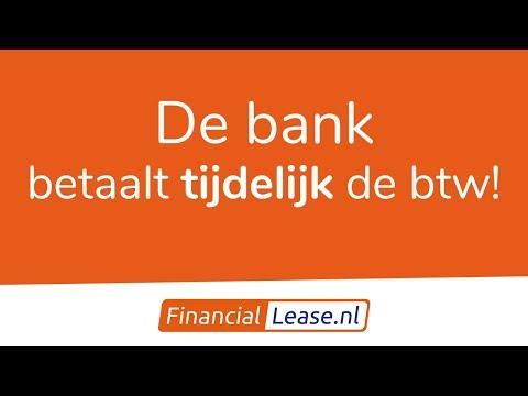 financial leasen de bank betaalt tijdelijk de btw financialleasenl