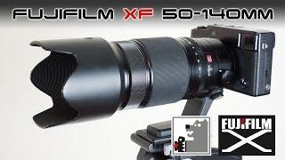 Fujifilm XF 50-140mm F / 2.8 |Обзор объектива