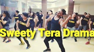 Sweety Tera Drama | Bareilly Ki Barfi | fitness dance choreography by amit