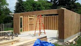 Garage Construction