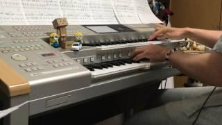 家入レオの「それぞれの明日へ」を弾いてみました! 第95回全国高校サッ...