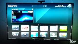 Smart TV на телевизоре Philips 46PFL8007T (X-HW.BY)