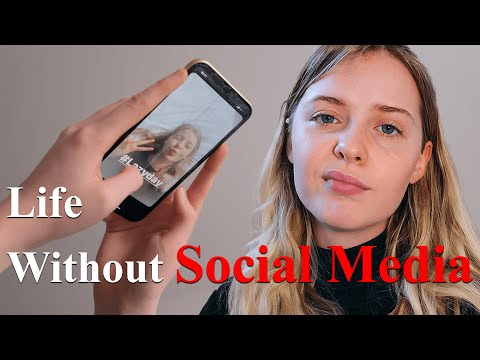 WHY I Deleted Social Media FOREVER As A Gen Z