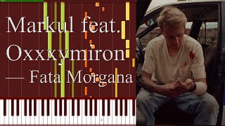 Download Markul feat. Oxxxymiron — Fata Morgana [Synthesia] Mp3 and Videos