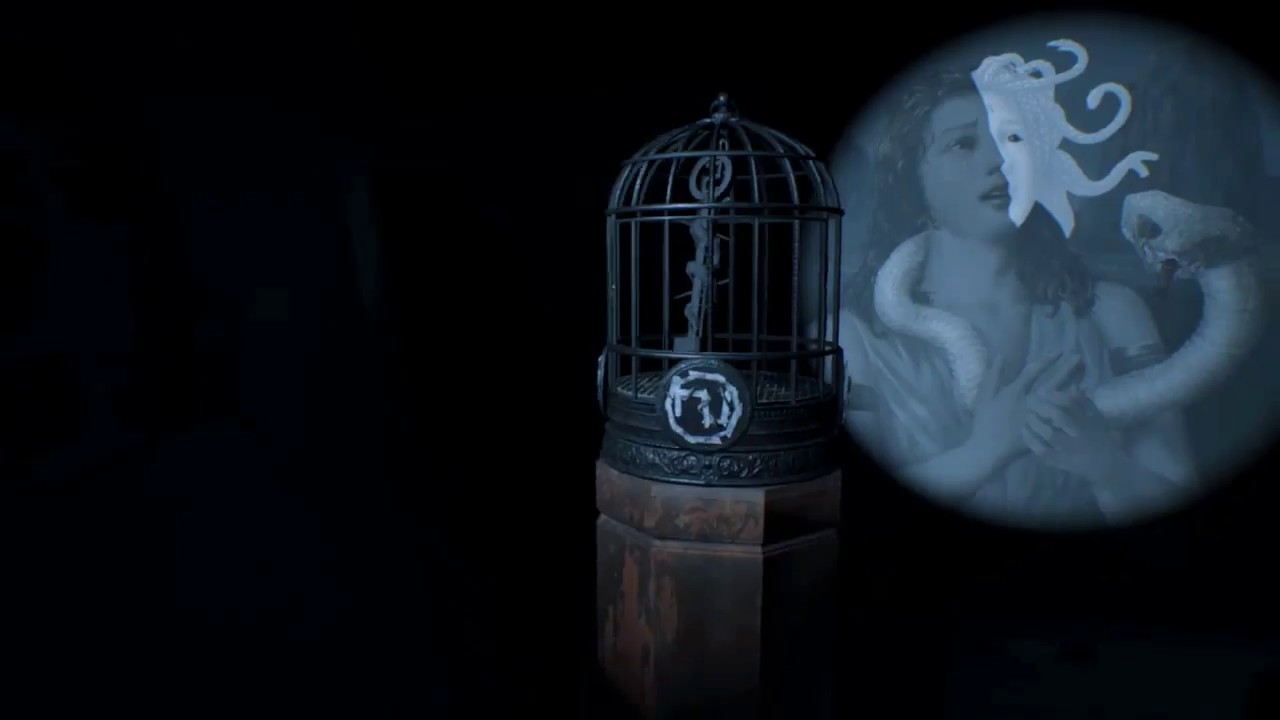 Resident Evil 7 Schlafzimmer   Resident Evil 7 Schlafzimmer Losung Rattenfanger Youtube
