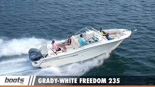 Grady-White Freedom 235: First Look Video Sponsored by United Marine Underwriters