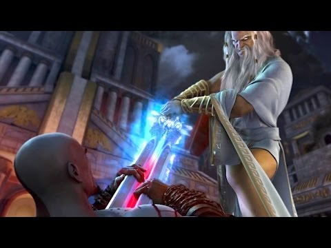 God of War 3 Remastered Trailer - PS4 Exclusive - July `14th (GoW 3)