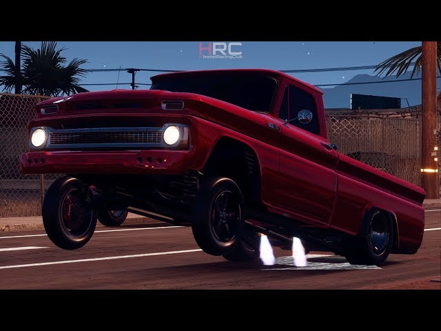 NFS Payback:Road to 1000HP - Chevy C10 Build | Gambling