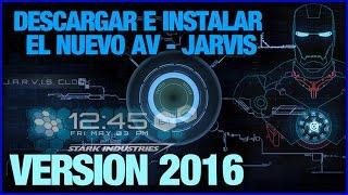 Como Descargar e Instalar El Nuevo JARVIS 2016