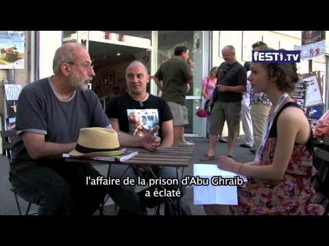 Vidéo À NU au VINGTIEME THEATRE 2014  interview TOM FONTANA - Mise en scène Marc SAEZ