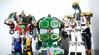 DX PR Mighty Morphin SS2 - Gosei Sentai Dairanger 五星戦隊ダイレンジャー