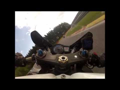 Spa-Francorchamps 17/5 2015 with DG Sport. Fastest group. Laptime 2:40,3