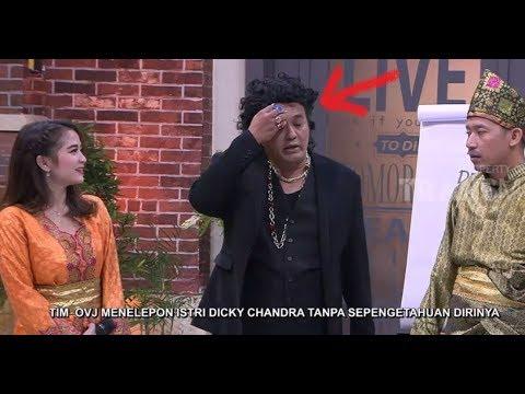 PUCAT, Dicky Chandra Ditelpon Istri Saat Gombalin Ifny | OPERA VAN JAVA (06/12/18) Part 2
