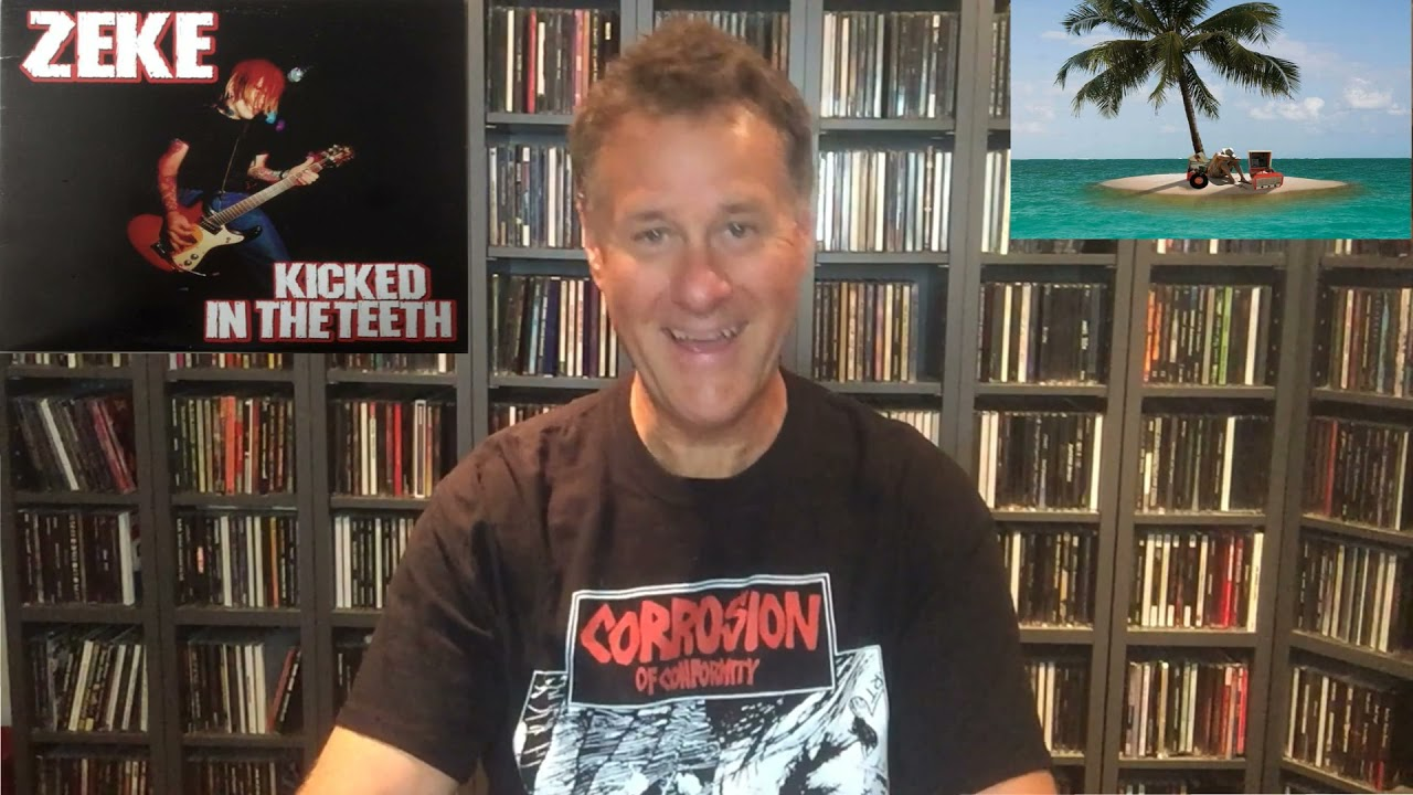 (Podcast/Video) HARDCORE PUNK - Desert Island Albums