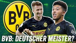 Ist der BVB nun Meisterschafts-Favorit? Holt die SGE noch neue Stürmer?