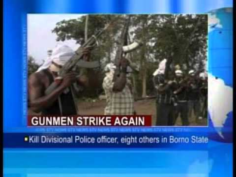 Gunmen Strike Killing Divisional Police Officer, Eight others in Borno State