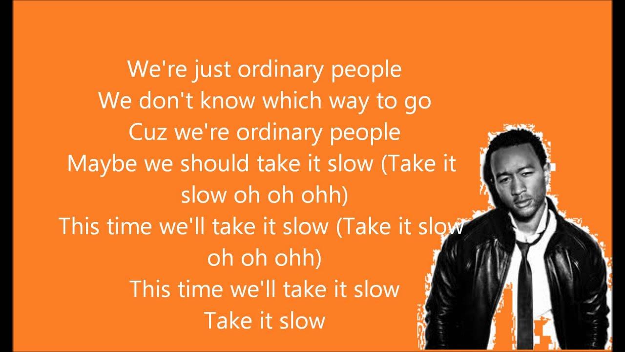 James song lyrics