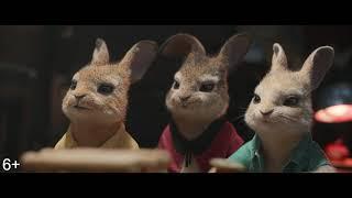 Кролик Питер 2 второй трейлер