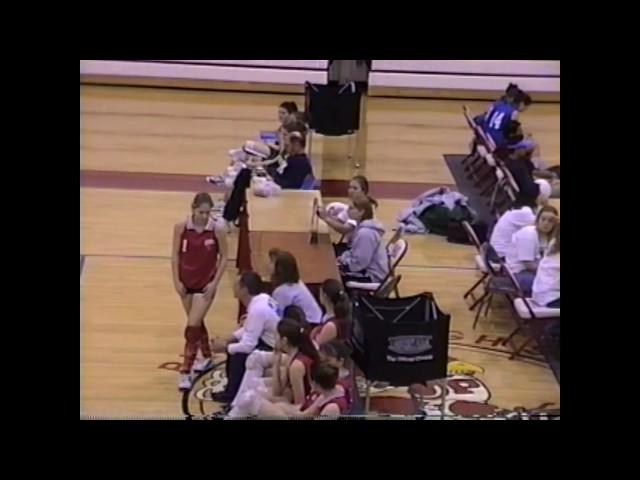 NAC - Beekmantown Volleyball  1-26-02